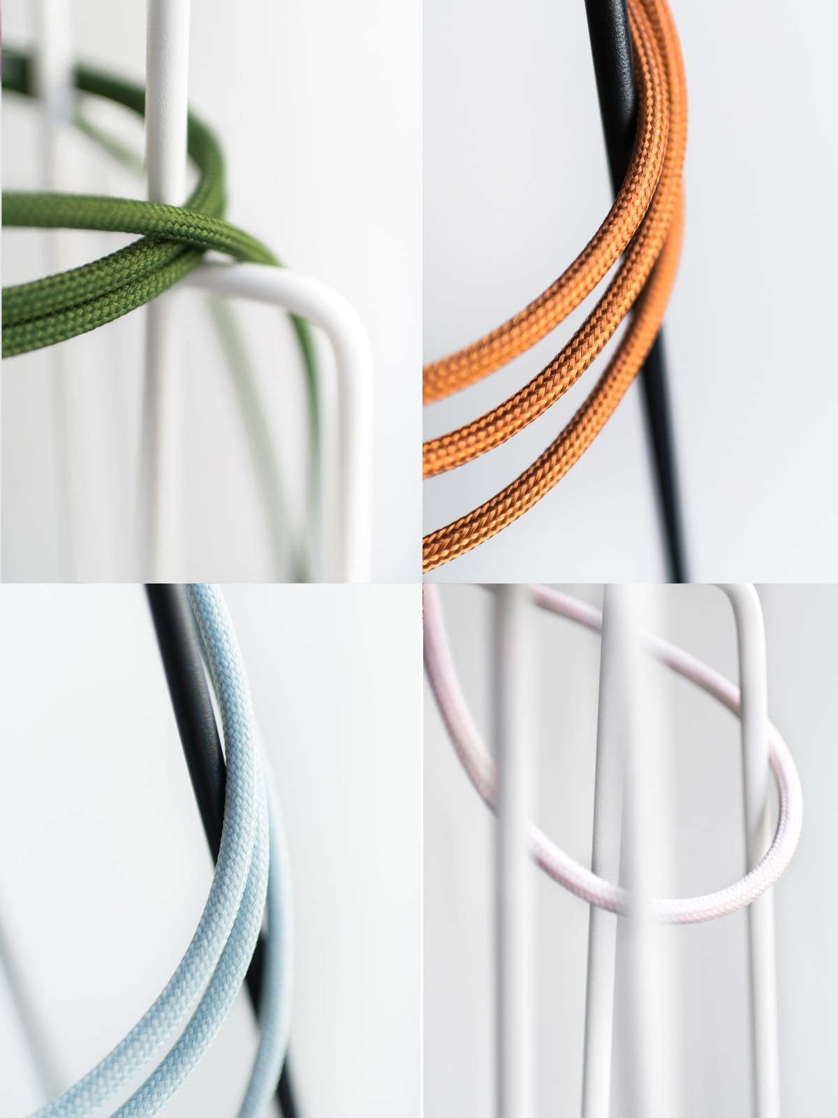 Model Kabel Farben Stehleuchte Grupa Products DesignOrt Lampen