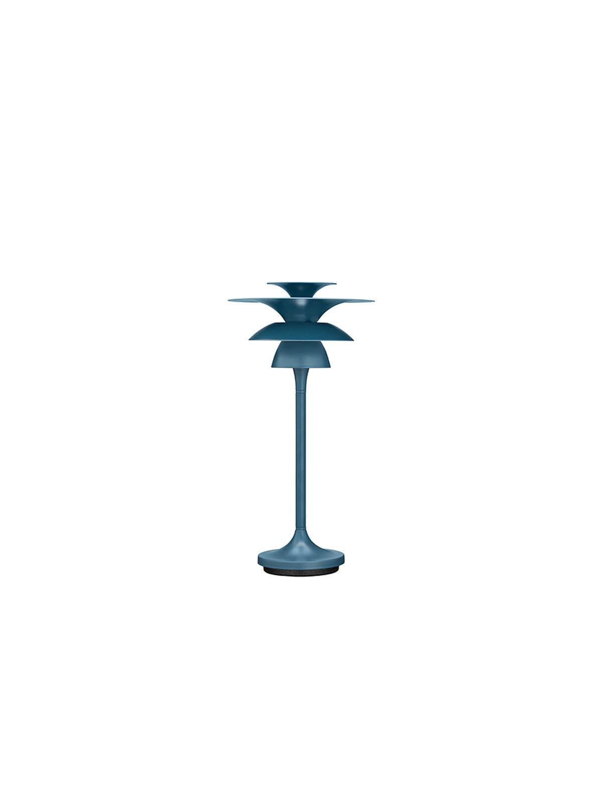 Picasso T blaue Lampe Belid Designort