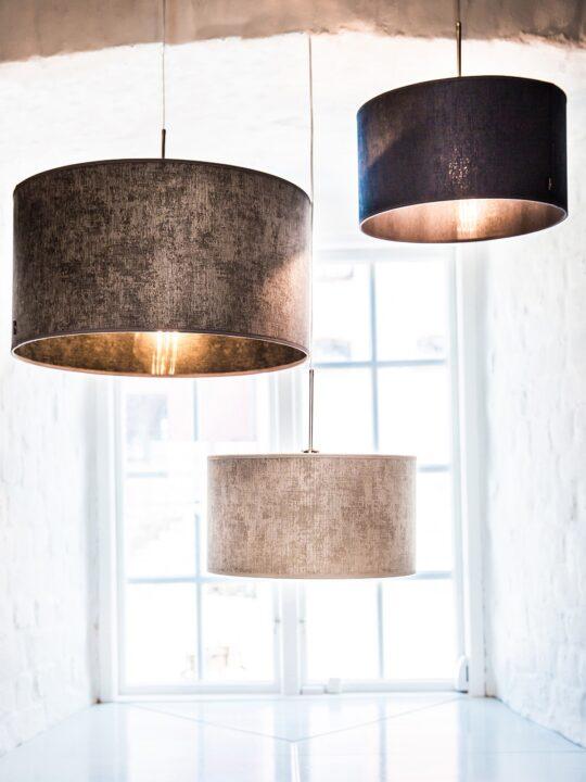 Pop Trento Belid Pendelleuchte Trommel DesignOrt Lampen Berlin Onlineshop