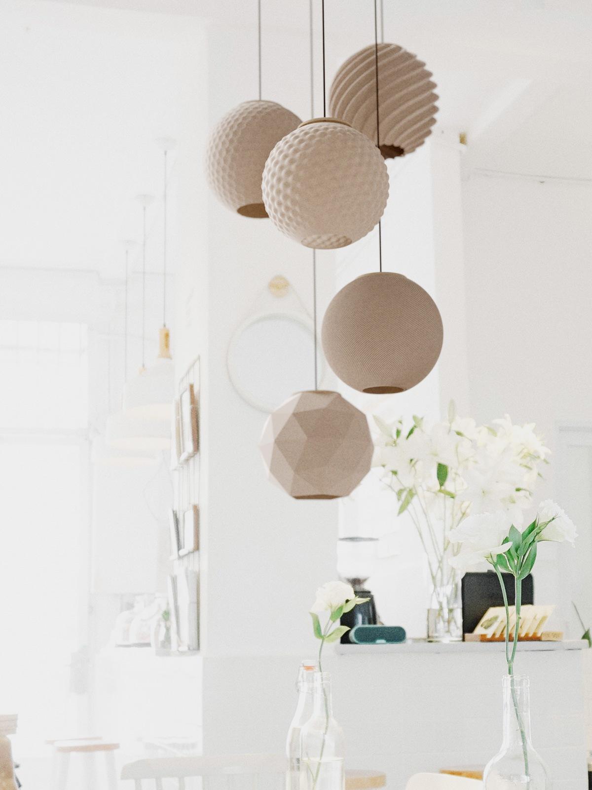 Polyluma Random Leuchten 3-D-Drucker Design Berlin DesignOrt Lampen Onlineshop