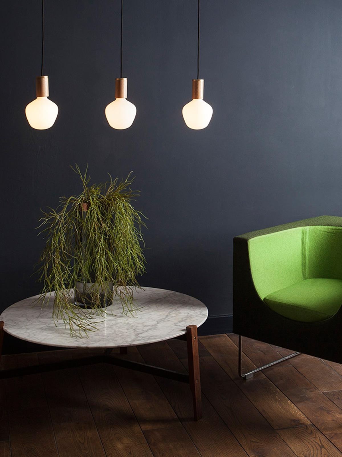 Tala Porzellan Birnen mit Holzfassung