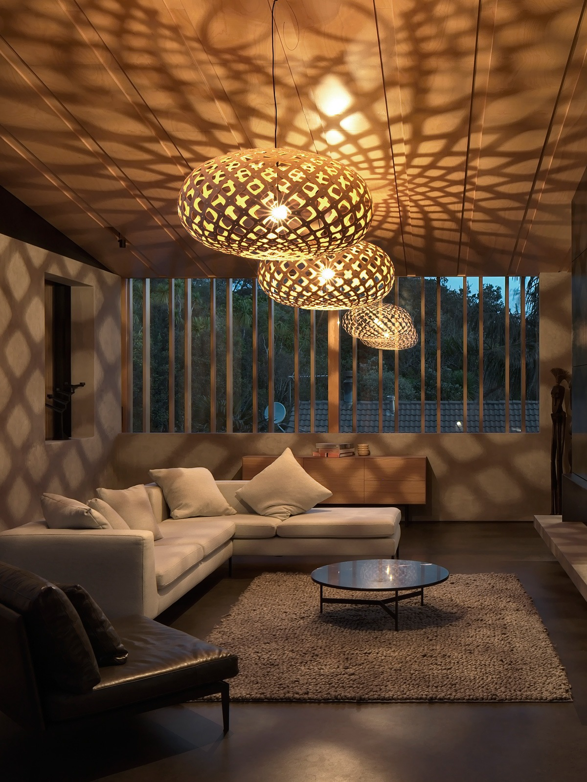 Kina Bambus Leuchte David Trubridge Design Designort Lampen Onlineshop Berlin