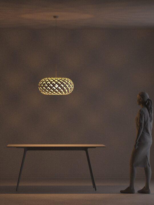 Kina 44 Leuchte David Trubridge Design Designort Lampen Onlineshop Berlin