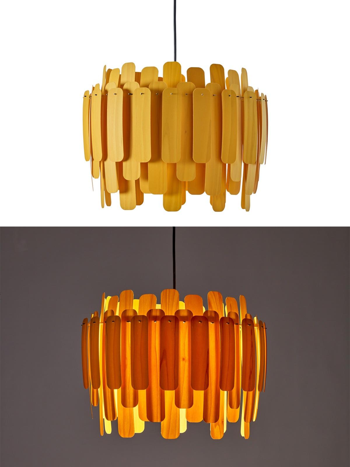 Maruja Holzleuchte LZF Lamps Pendelleuchte DesignOrt Berlin Lampen Onlineshop
