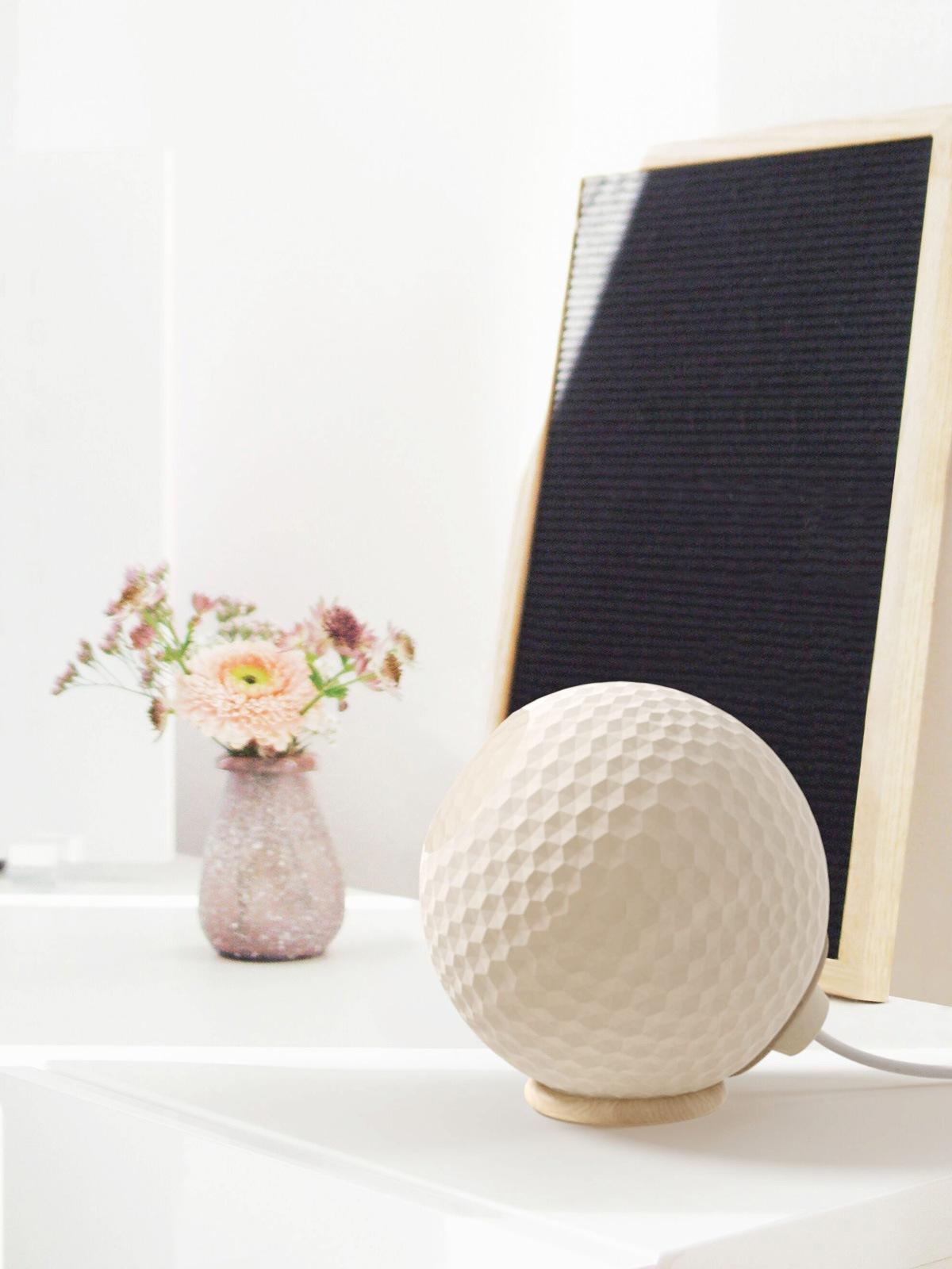 Mono Table Flachs Polyluma Lampe Designort Onlineshop Berlin