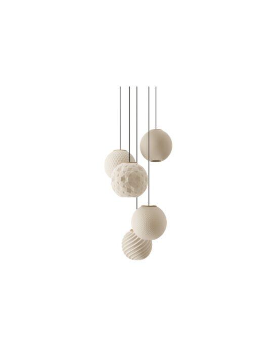 Random 5 Polyluma Designerleuchte DesignOrt Lampen Onlineshop Berlin