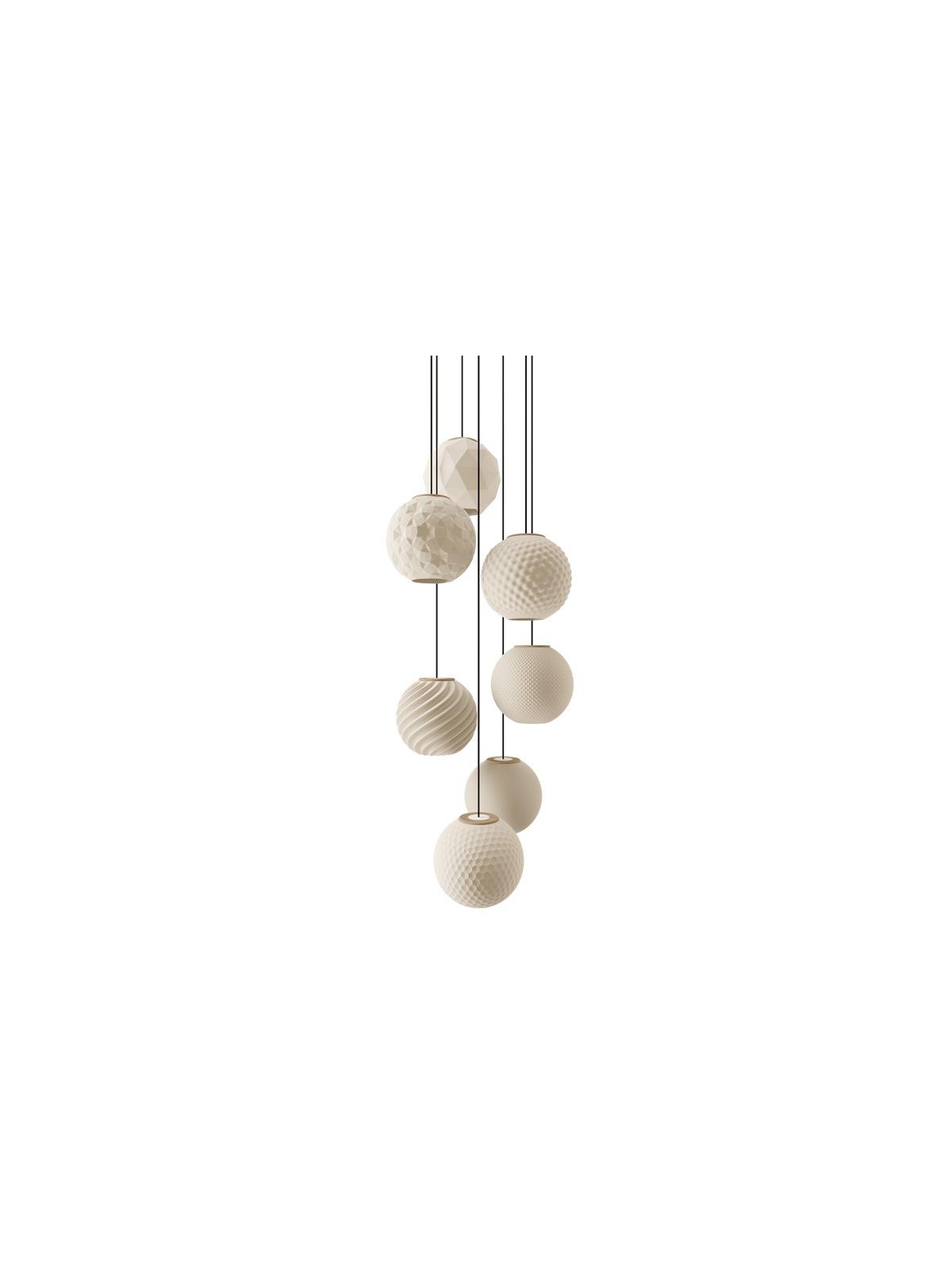 Random 7 Polyluma Designerleuchte DesignOrt Lampen Onlineshop Berlin