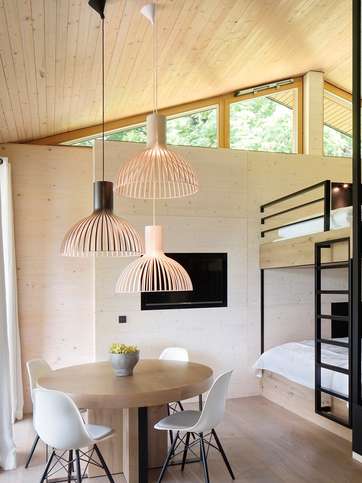 Victo 4250 Holzleuchte Secto Design DesignOrt Onlineshop Lampen Berlin