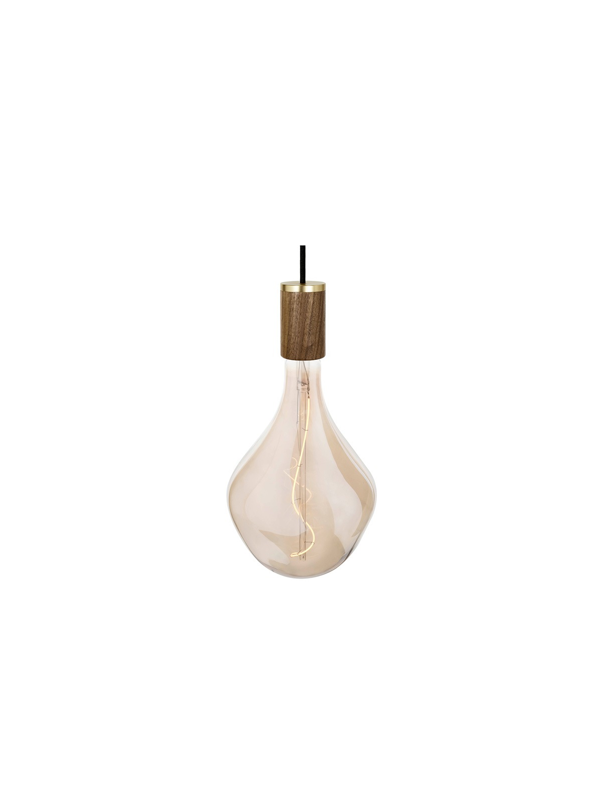 Voronoi I mundgeblasene Birne Tala DesignOrt Lampen Berlin