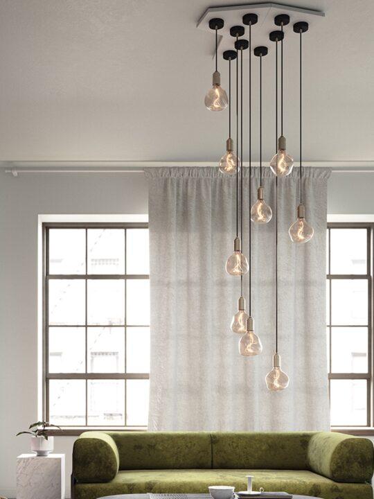 Voronoi Tala Glühbirnen Leuchtmittel DesignOrt Onlineshop Lampen Berlin