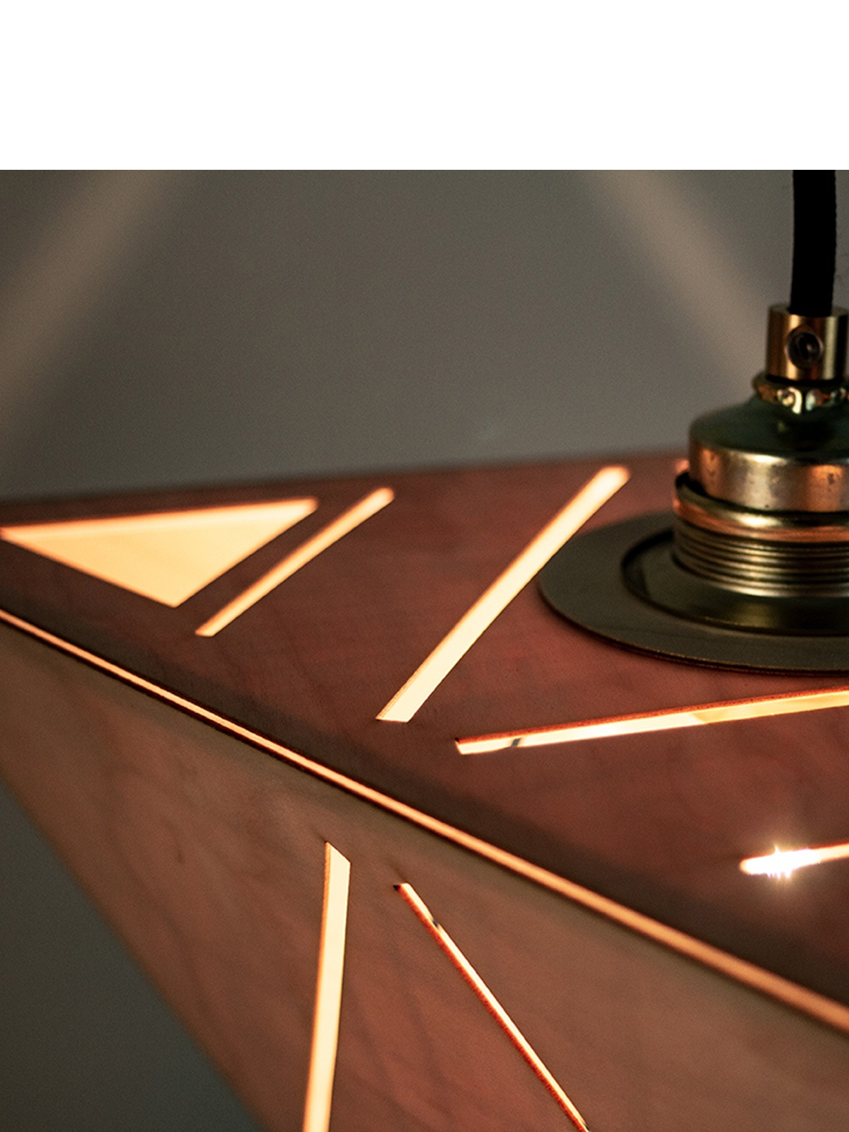 Atmo 33 Maeru Holzleuchte Designort Licht Leuchten Berlin