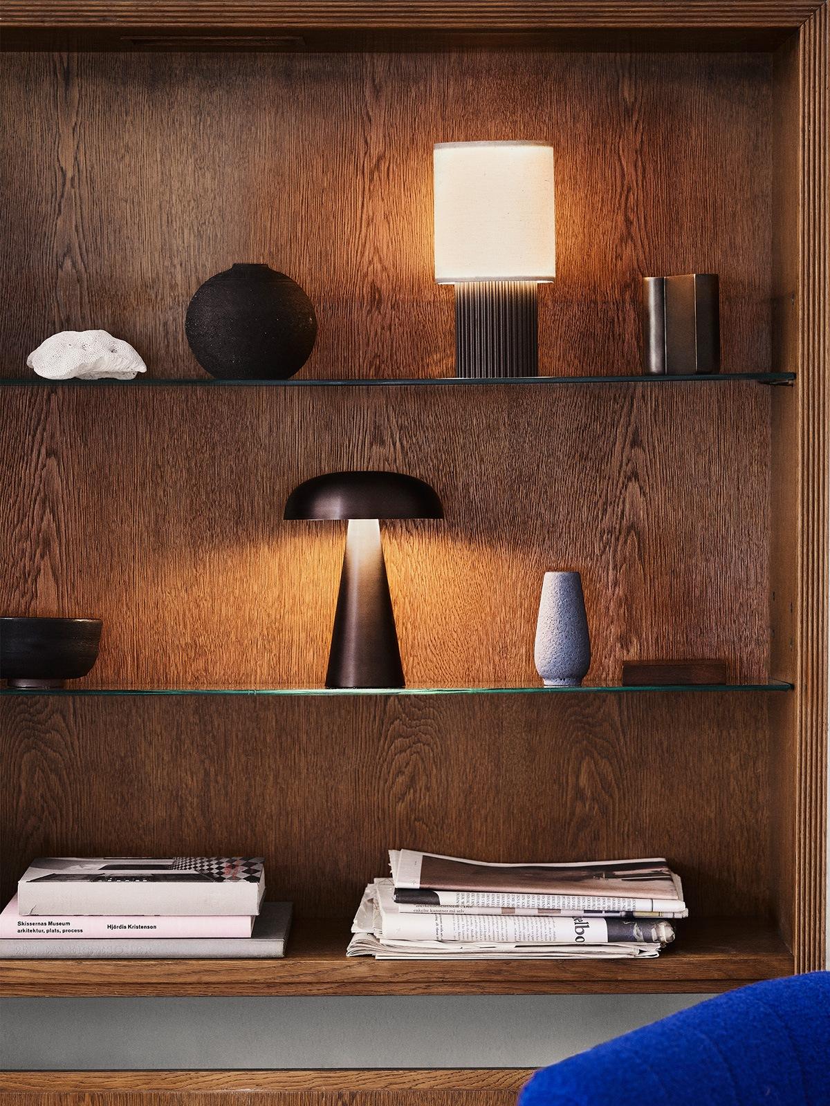 &tradition Como SC53 tragbare aufladbare Leuchte DesignOrt Berlin Designerleuchten Lampenladen Onlineshop Berlin
