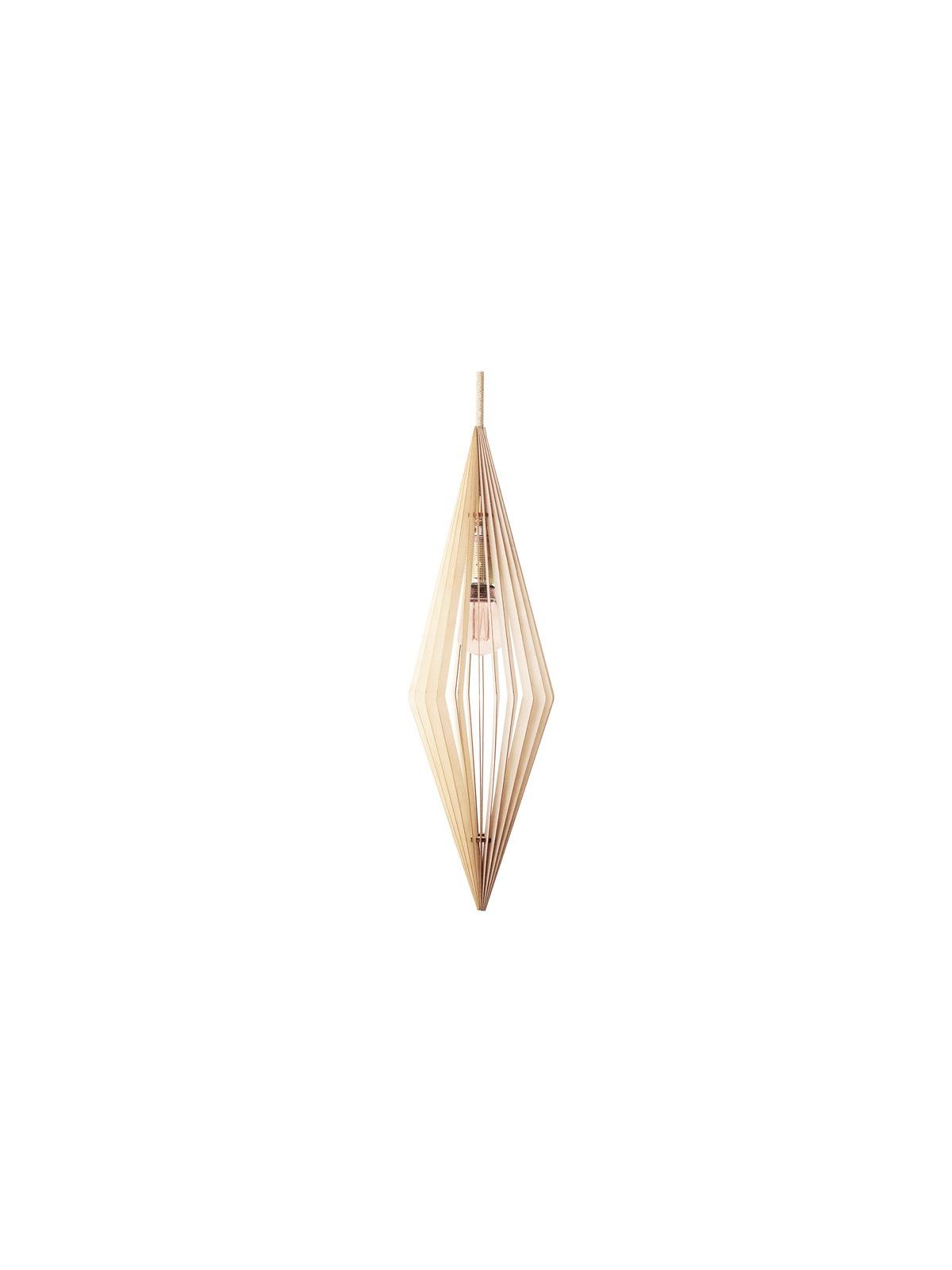 MAERU Diam Pendel Leuchte Holz Designort Licht Leuchten Berlin Onlineshop