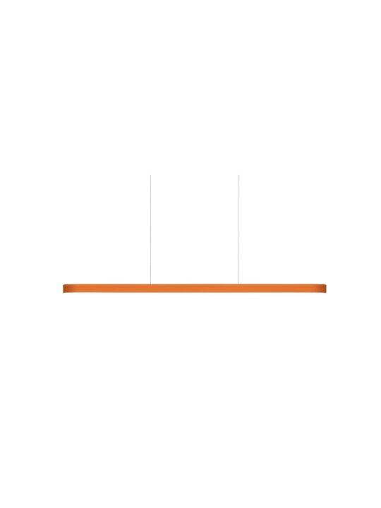 I Line Long 150 LED lange Pendelleuchte LZ Lamps Holzleuchte Designort Onlineshop Lampen