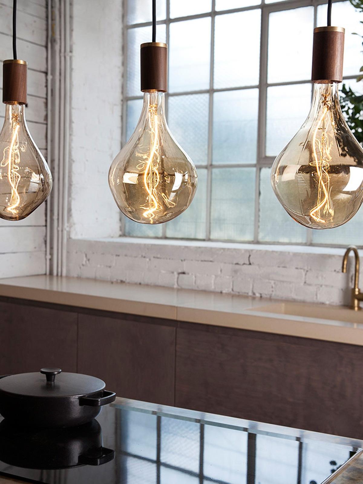 DesignOrt Blog: Pendant Light Holz Tala DesignOrt Lampen Onlineshop Berlin