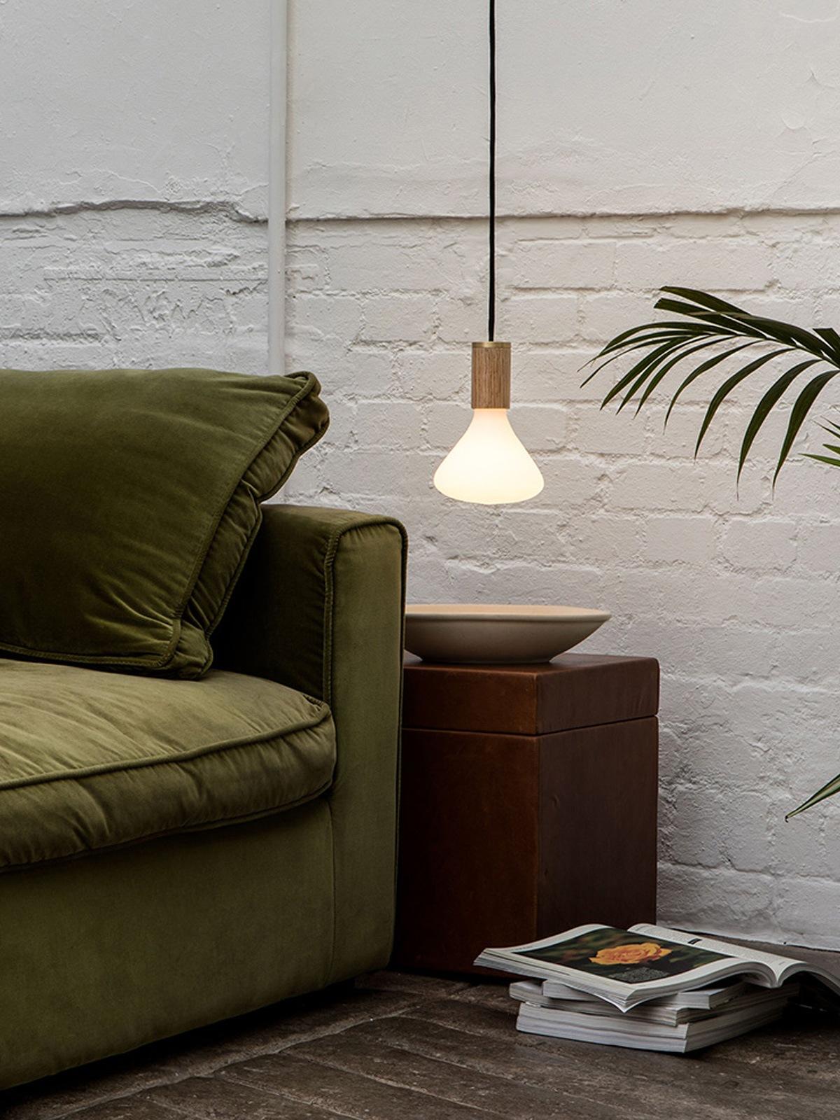 Fassungen Pendant Light Holz Tala DesignOrt Berlin Onlineshop Lampen