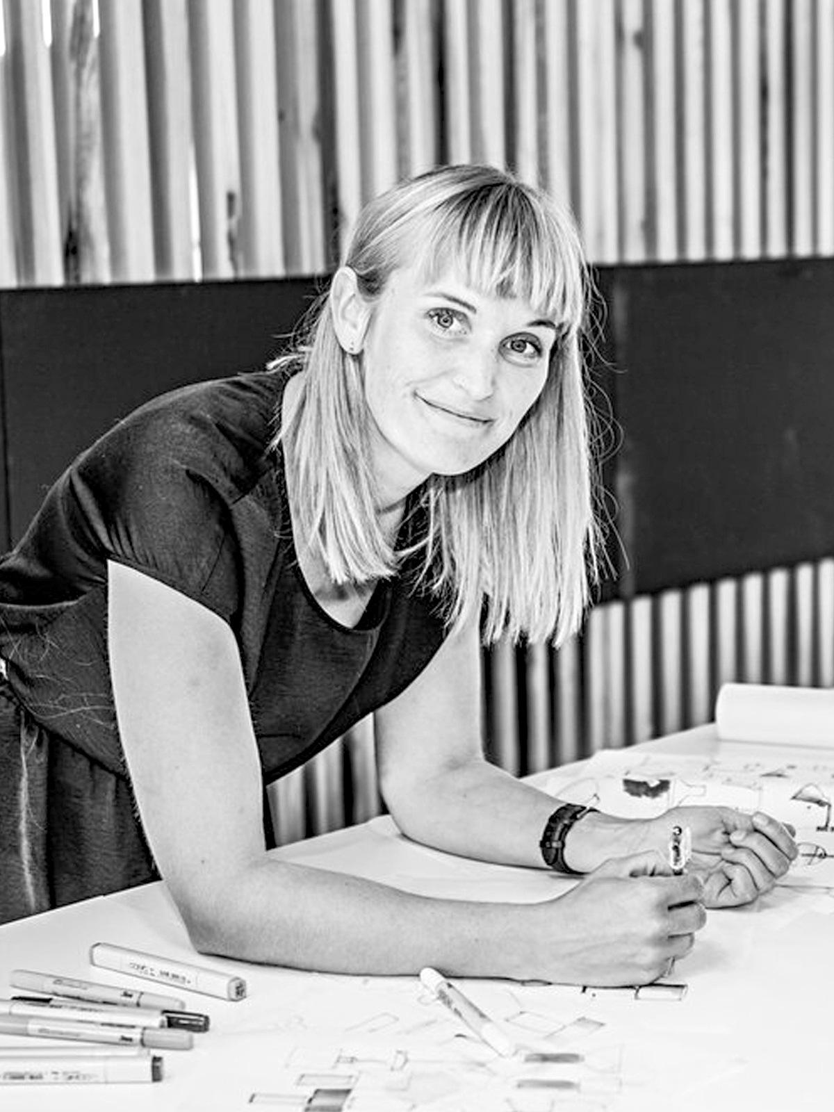 DesignOrt Blog - Designer im Portrait Toni Rie Frandsen Designerleuchten