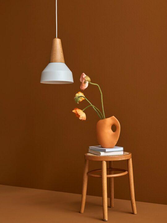 Schneid Eikon Basic Systemleuchte mit magnetischem Lampenschirm DesignOrt Berlin Leuchten