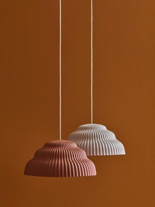 Schneid Leuchte Kaskad Keramik DesignOrt Lampen Onlineshop Berlin Designerleuchten