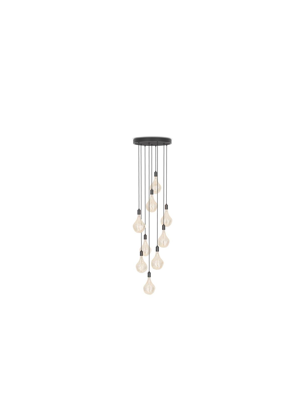Nine Pendant Large Canopy Tala Cluster neunflammige Pendelleuchte DesignOrt Lampen Onlineshop Berlin
