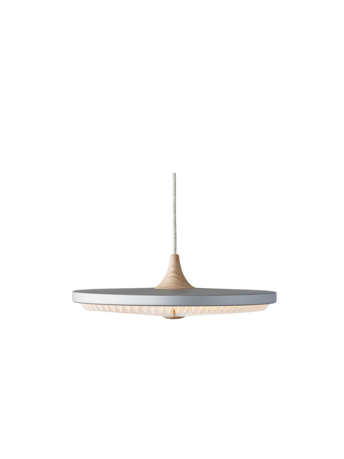 Soleil 198 Le Klint Pendelleuchte Silber Cloud DesignOrt Leuchten Berlin Onlineshop