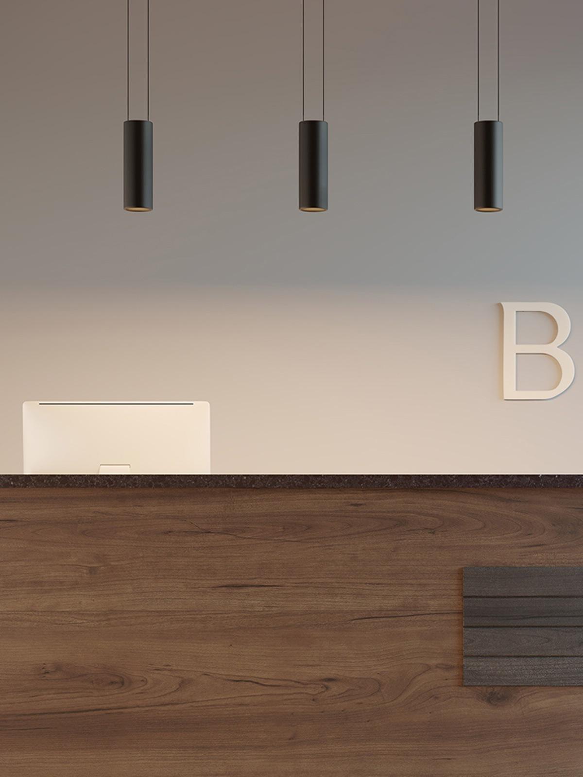 BYOK Tubina LED Leuchte DesignOrt Onlinehsop Lampen Berlin