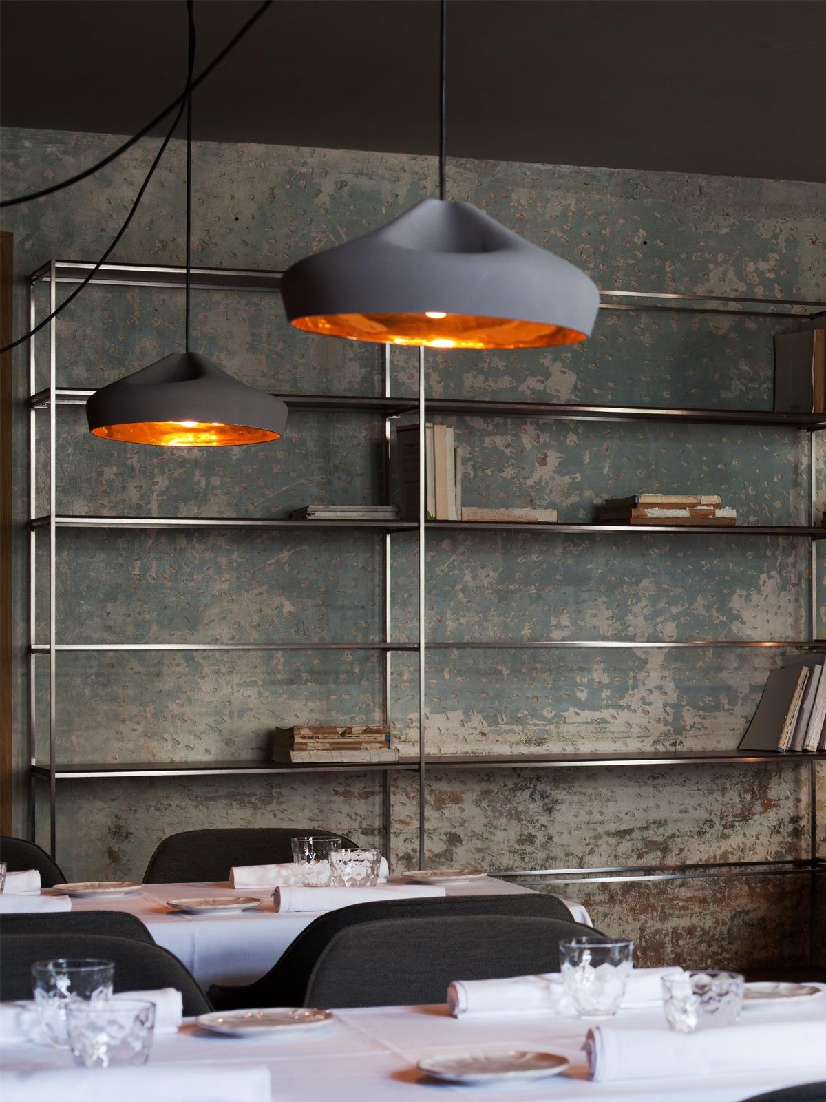 Marset Pleat Box Tresen DesignOrt Leuchten Berlin
