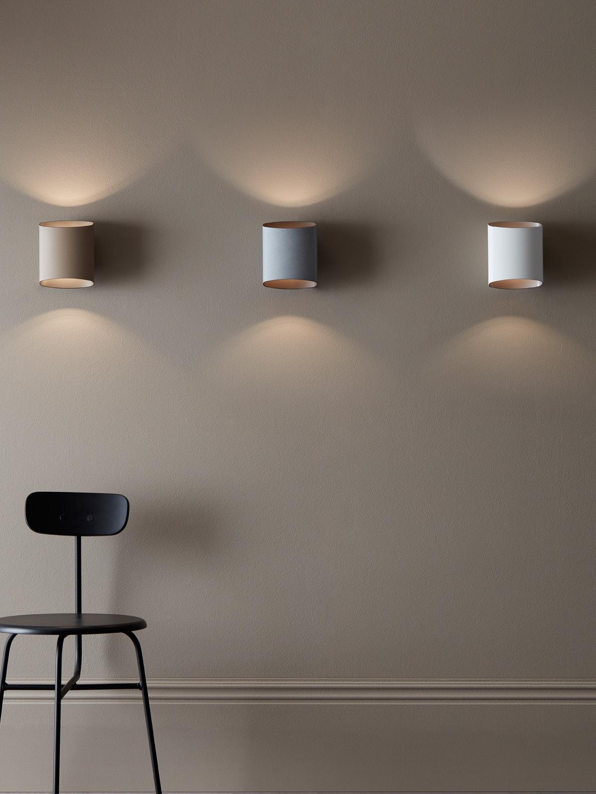 Designerleuchten Wand Sinne von Belid skandinavisch Beleuchtung Designort