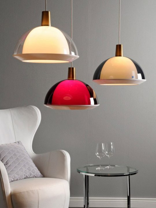 Innolux Leuchten Kuplat Pendel Lampe DesignOrt Leuchten Berlin Onlineshop