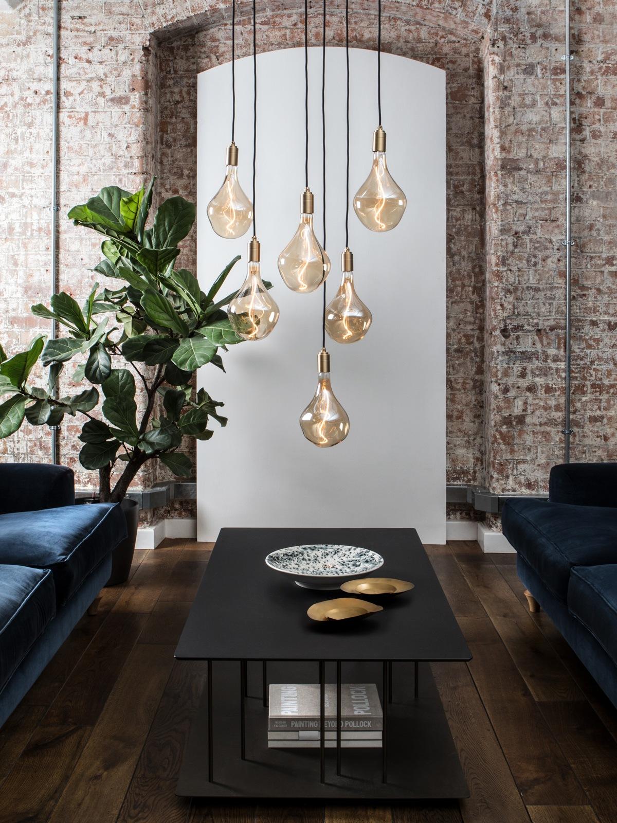 DesignOrt Blog: Trend: Leuchten mit sichtbarem Leuchtmittel Tala Pendant Light Fassung und Leuchtmittel DesignOrt Onlineshop Lampen