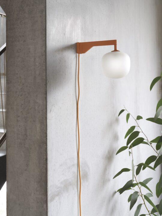 muuto Wandlampe Rime Wall DesignOrt Onlineshop Lampen Berlin