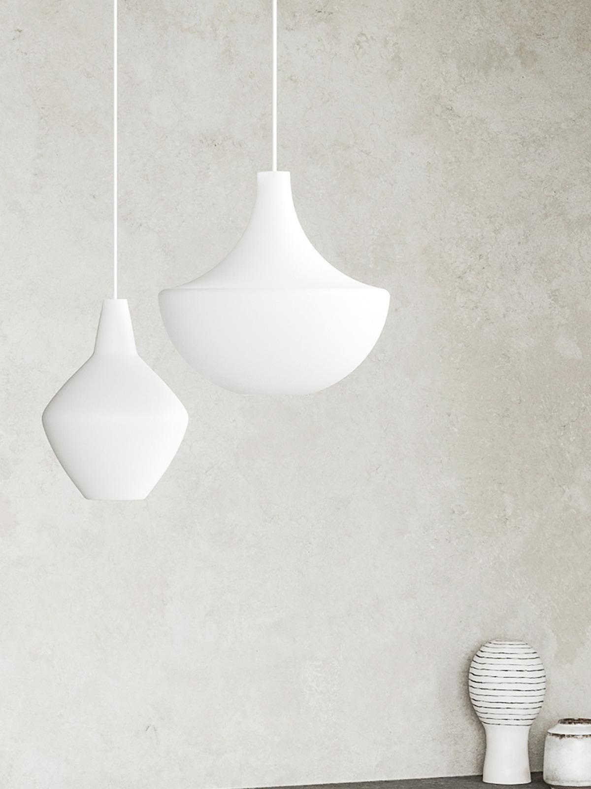 Innolux Belle und Sipuli Pendelleuchte aus Glas DesignOrt Berlin Lampen
