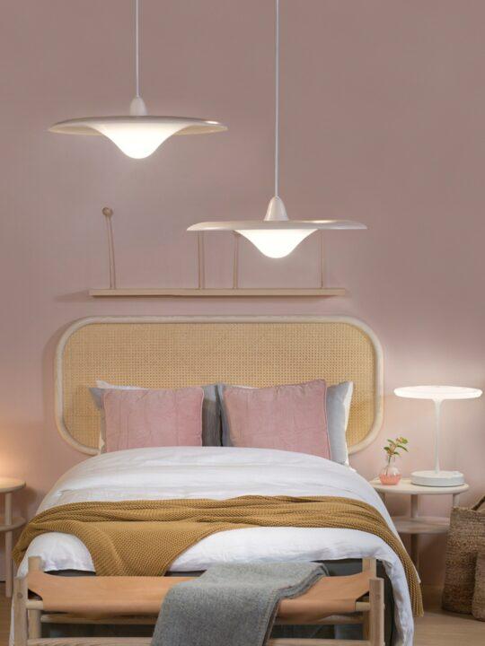 Innnolux Lampen Trek Pendelleuchten und Tip Tischlampe Acryl