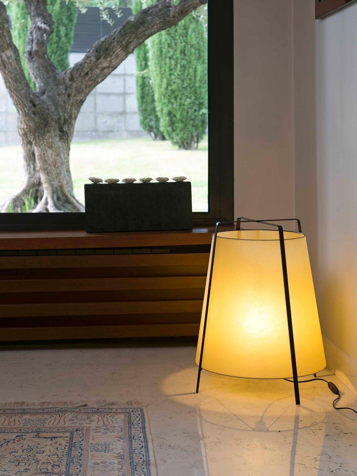 Faro Leuchte Akane Tisschleuchte für gemütliches Licht Designort