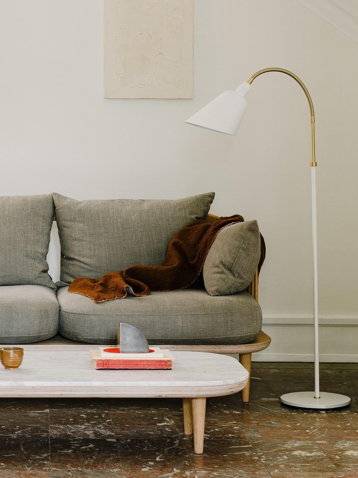 Bellevue Stehleuchte DesignOrt Onlineshop Lampen Berlin