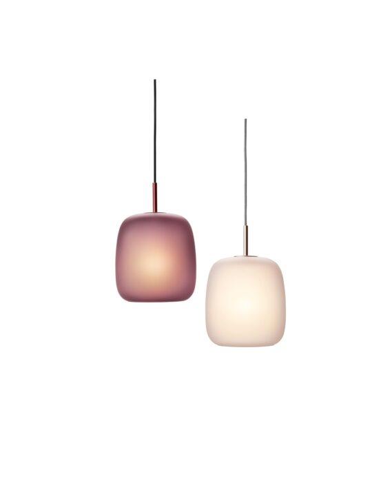 Fritz Hansen Glas Lampe Maluma DesignOrt Onlineshop Leuchten