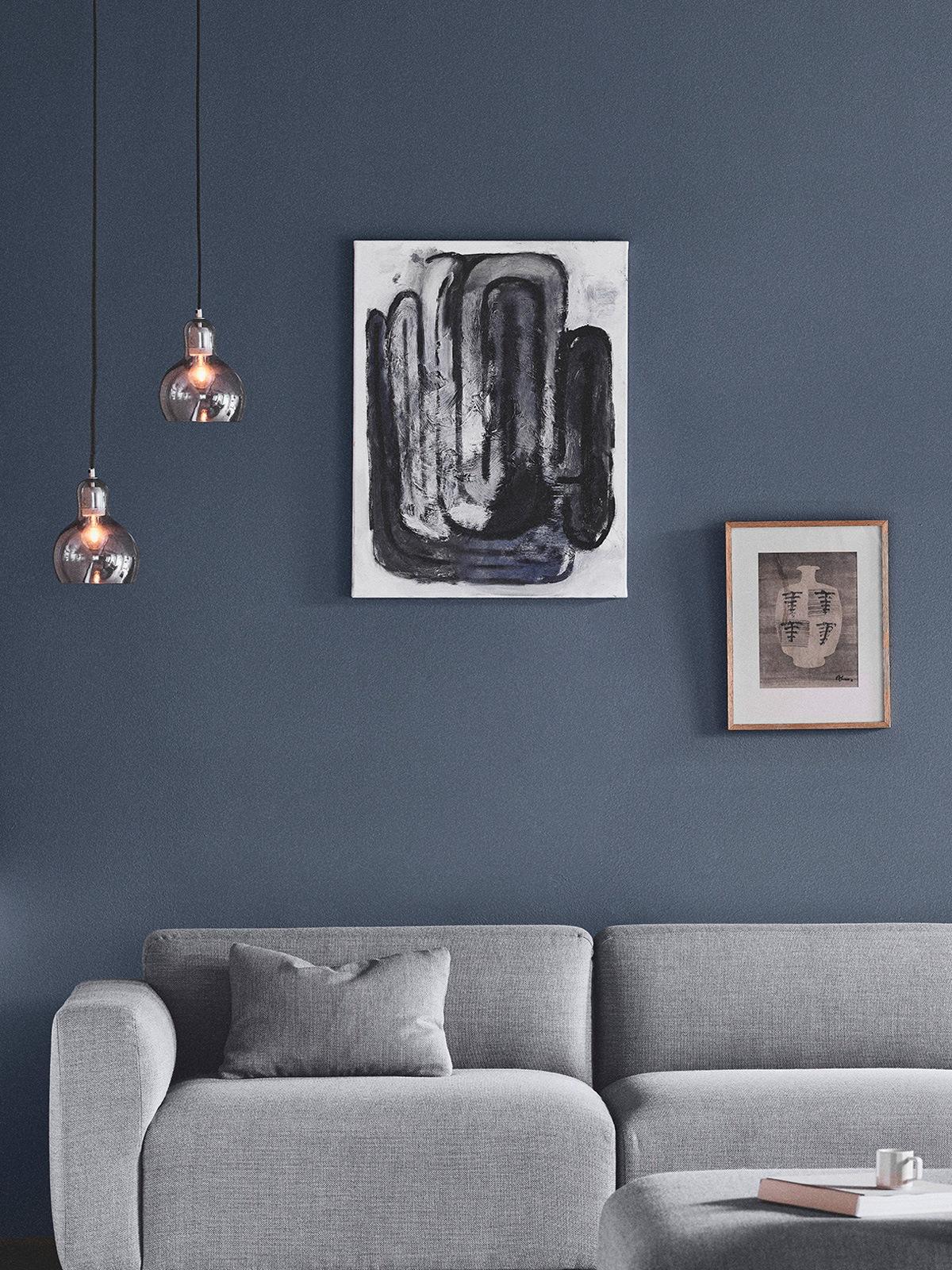 DesignOrt Lampenblog: Trend: Leuchten mit sichtbarem Leuchtmittel &tradition Mega Bulb von Sofie Refer