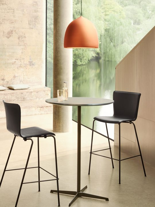 Republic of Fritz Hansen Suspence Copper Leuchte DesignOrt Berlin