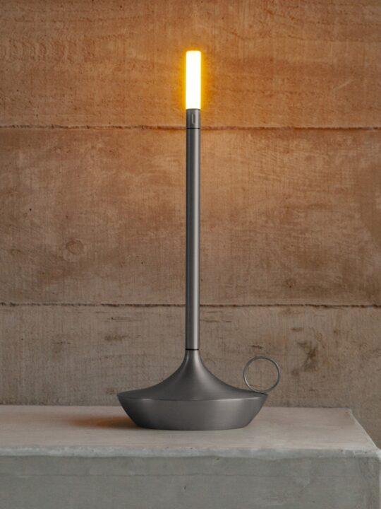Graypants rechargeable Table Light DesignOrt Onlineshop