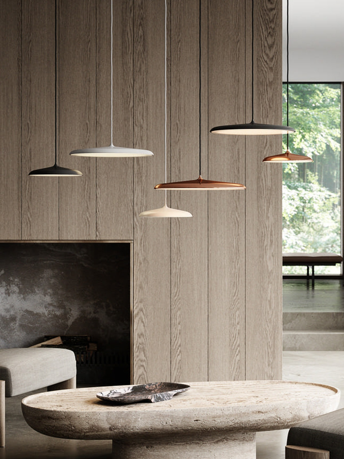 DesignOrt Lampen Blog: Artist Pendelleuchten Design for the People by Nordlux DesignOrt Onlineshop Lampen