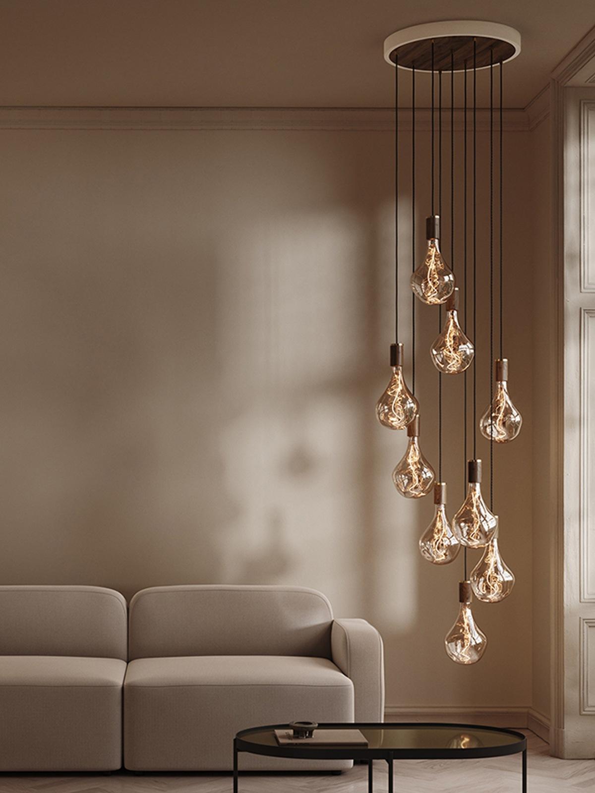 Large Pendant Cluster Leuchte Tala DesignOrt Onlineshop Berlin Lampen