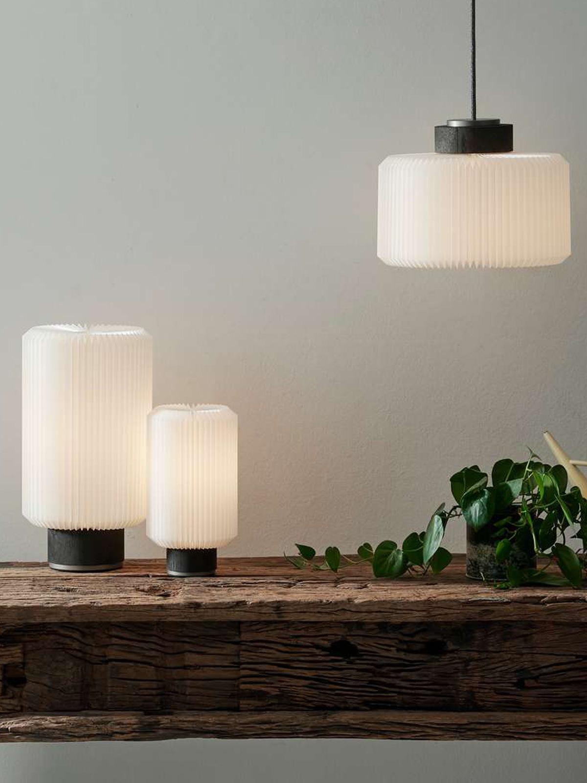 Le Klint Cylinder Leuchten skandinavische Designerleuchten