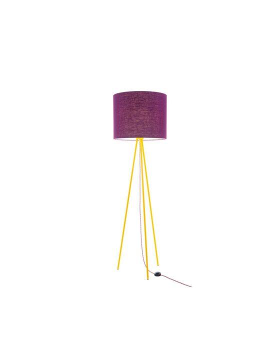 lumbono Lampe Hygge Linum Tripod Stehlampe DesignOrt Onlineshop Designerleuchten