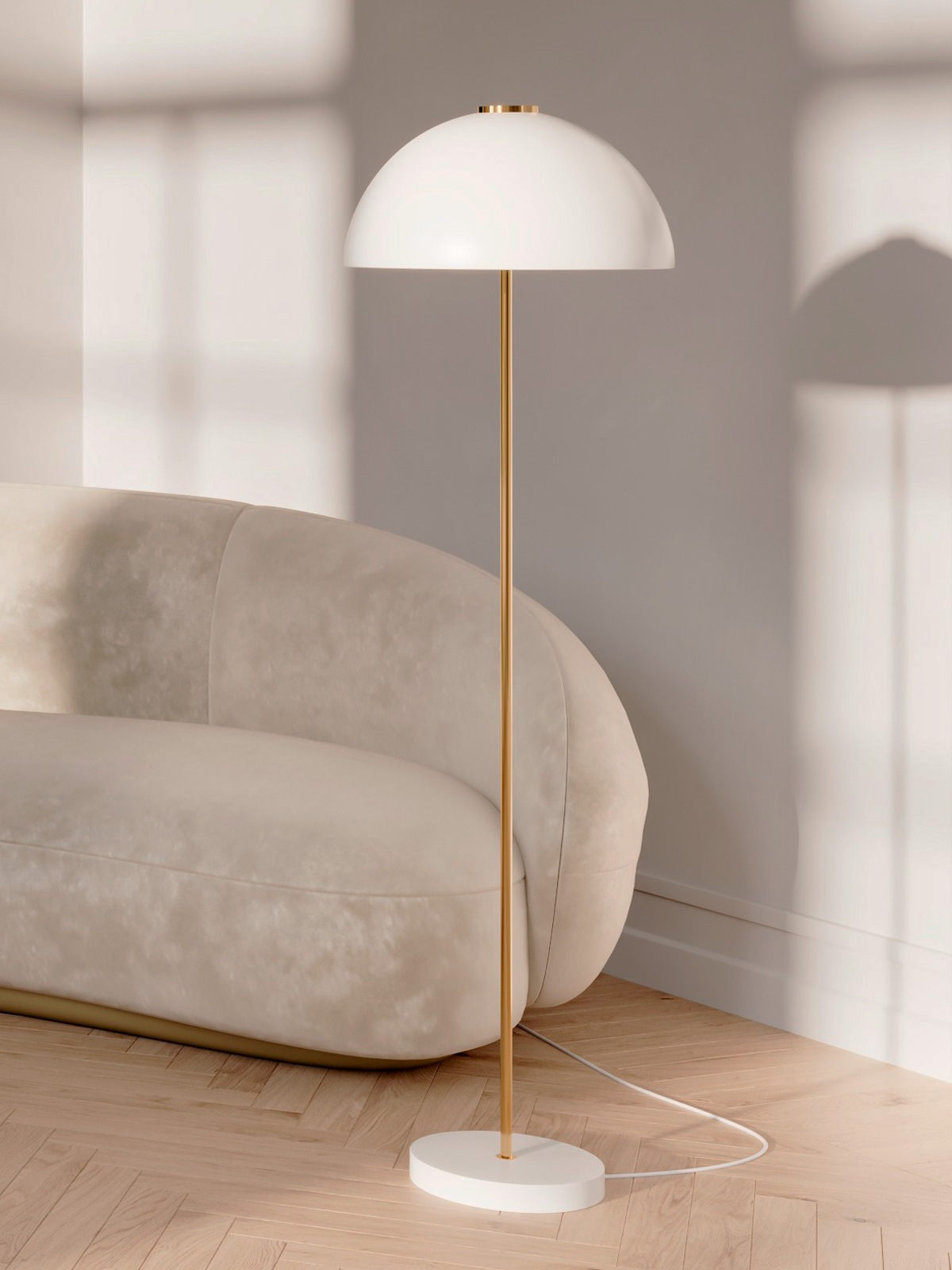 Innolux Leuchte Kupoli F Stehlampe DesignOrt Designerleuchten Onlineshop Berlin