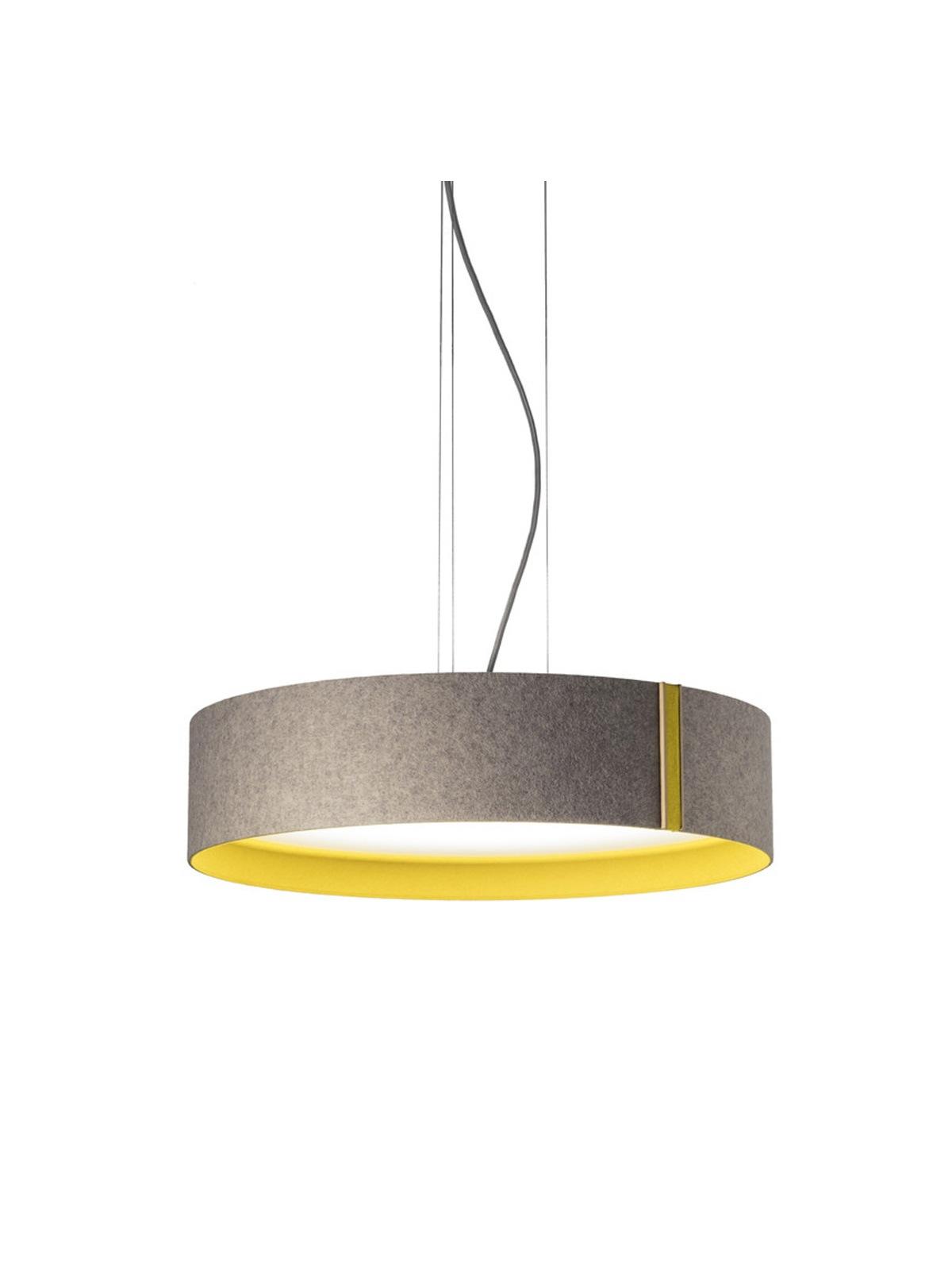 DesignOrt Onlineshop Lampen Laralfelt M Filz Leuchte Domus Licht