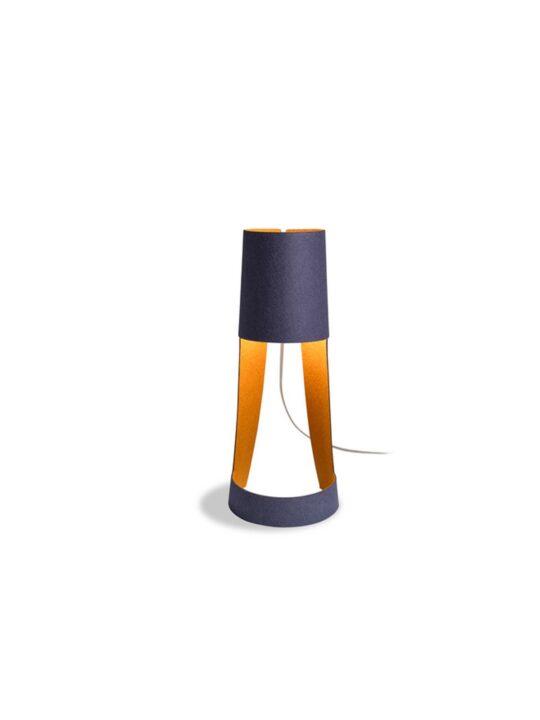 Domus Mia Lampe aus Filz DesignOrt Onlineshop Leuchten Berlin
