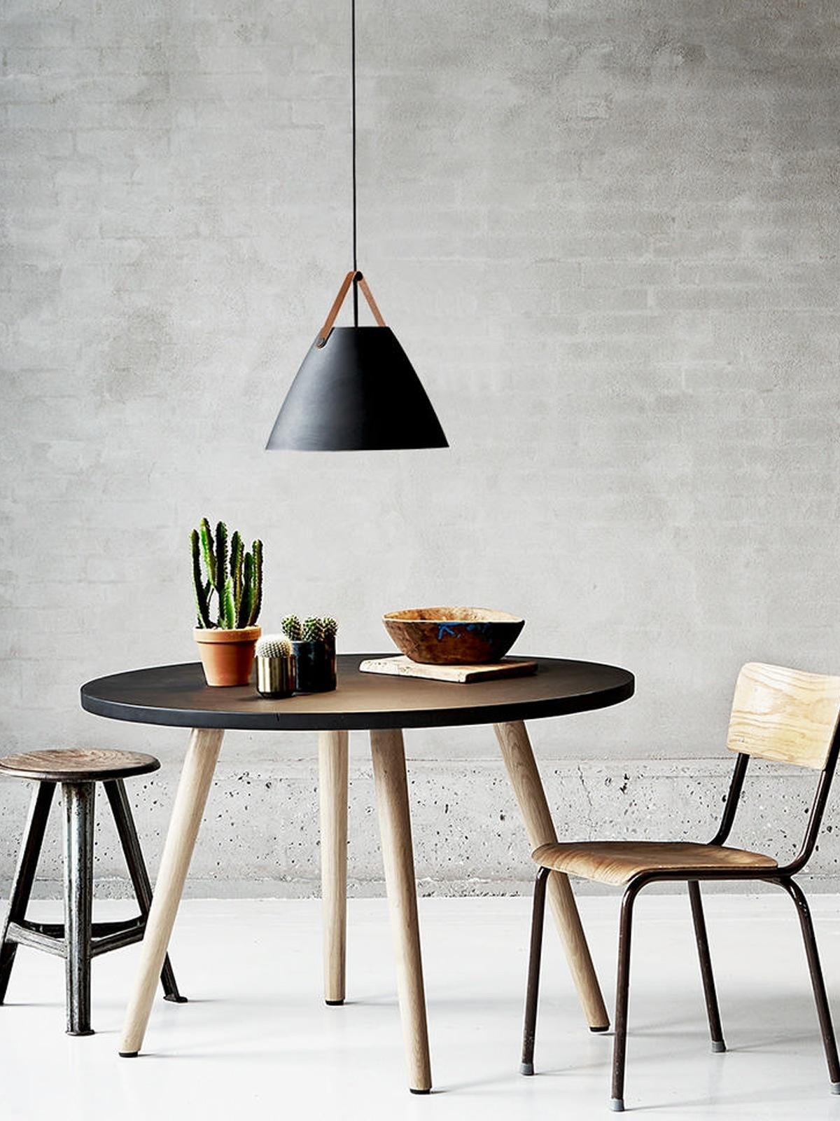 DesignOrt Lampenblog: Strap Lampenfamilie Pendelleuchte 36 Red Dot Award DFTP Nordlux