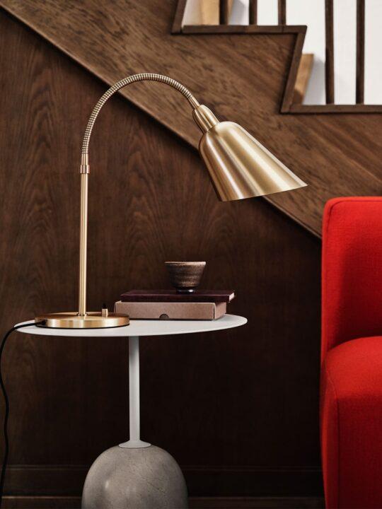 &tradition Leuchte Bellevue AJ8 klassische Tischlampe