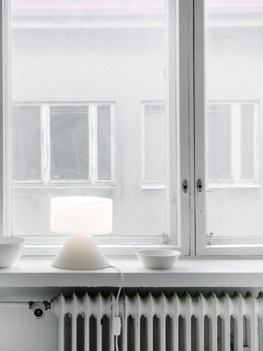 Designerleuchte Beton Innolux Lampe Concrete DesignOrt Lampenladen