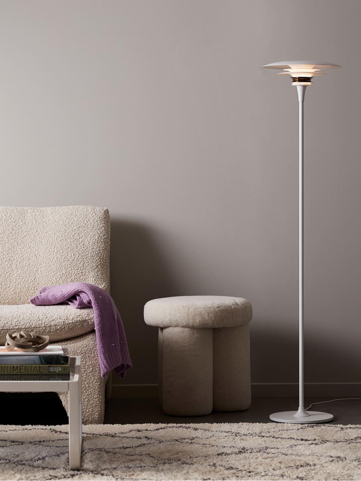 Designerleuchte Slim Stehlampe Belid DesignOrt Lampen Berlin